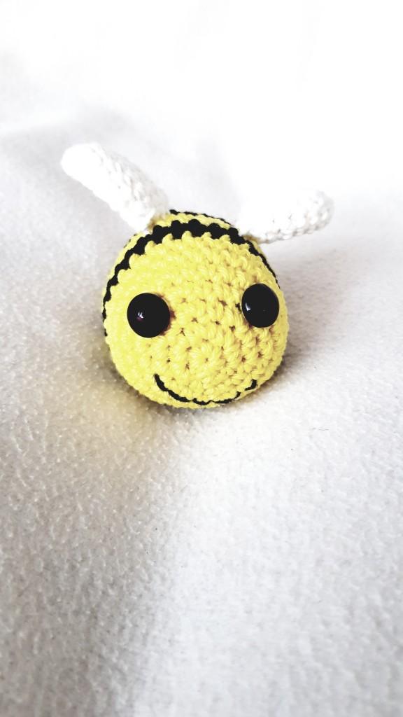 Kostenlose Anleitung Zum Häkeln Von Kleinen Bienen