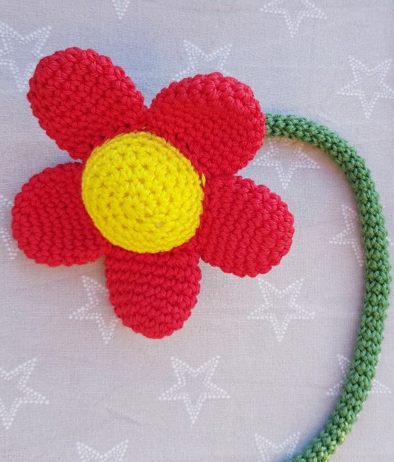 Blumen in 3D